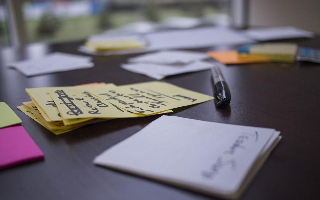 Design Thinking – große Veränderungen als Führungskraft anleiten