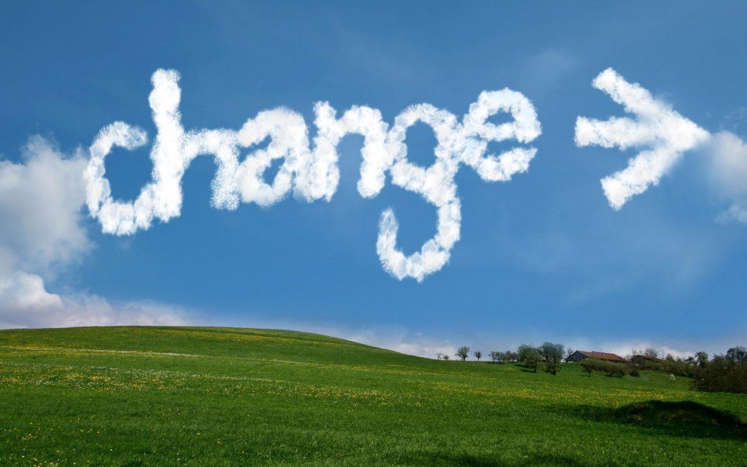 Warum fällt Veränderung so schwer?