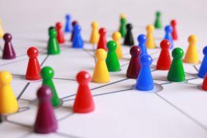 Netzwerk im Unternehmen