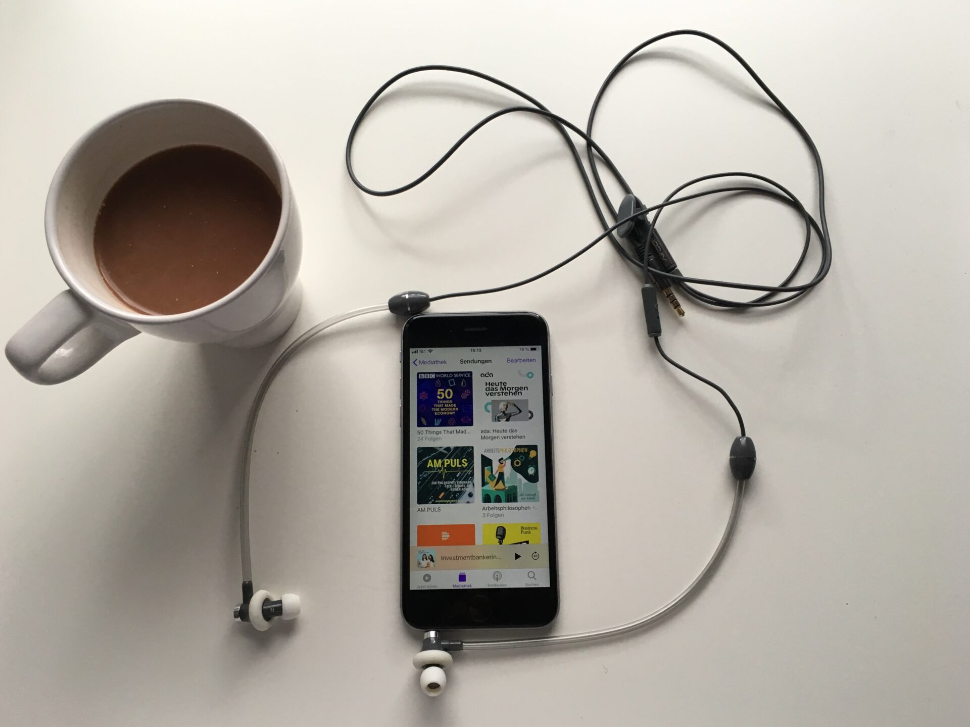 Podcast Leadership