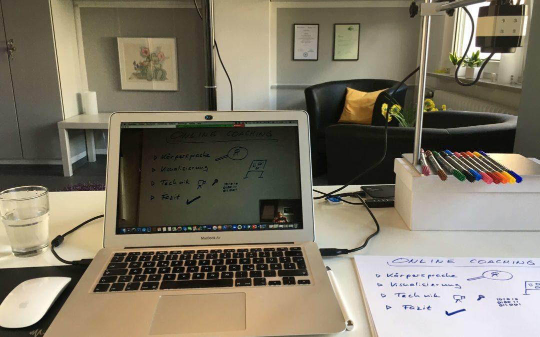 Online Coaching – Tipps für gute Resultate